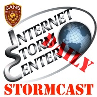 SANS Internet Storm Center Daily